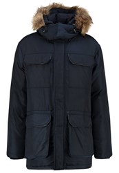United Colors Of Benetton Down Coat Navy Dark Blue
