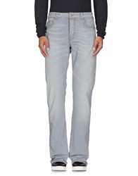 Pirelli Pzero Denim Denim Trousers Men Grey