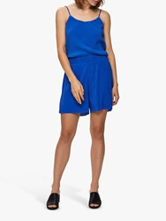 Selected Femme Carrie Shorts Dazzling Blue