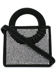 Opening Ceremony Mini Studded Tote Black