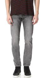 Paul Smith Tapered Fit Jeans Light Grey