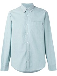 Carhartt Button Up Shirt Green