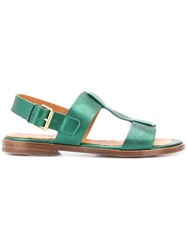 Chie Mihara Wasy Sandals Green