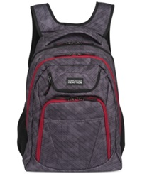 Kenneth Cole Tribute Backpack Cinder Red