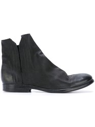 The Last Conspiracy 'Freki' Ankle Boots Black