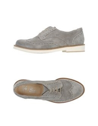 Rose Lace Up Shoes Beige