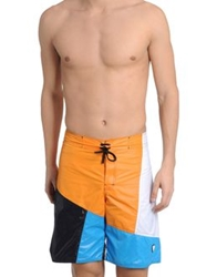 Iuter Beach Pants Orange