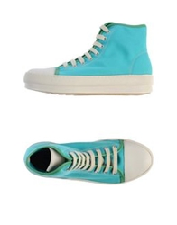Voile Blanche High Tops And Trainers Pink