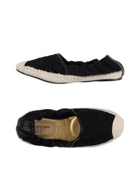 Cocorose London Ballet Flats Black