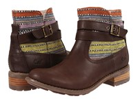 Caterpillar Casual Bethany Mulch Tribal Women's Boots Brown