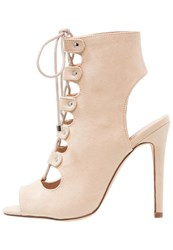 Evenandodd High Heeled Sandals Sand