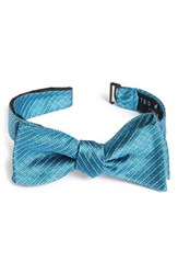 Ted Baker Men's London Plaid Silk Bow Tie