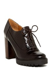 Nine West May Platform Brown