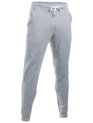 Under Armour Storm Rival Fleece Tracksuit Bottoms Grey
