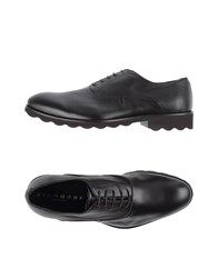 Richmond Lace Up Shoes Dark Brown