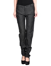 Daniele Alessandrini Casual Pants Steel Grey