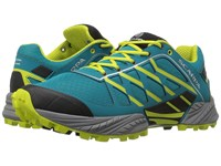 Scarpa Neutron Abyss Lime Men's Shoes Green