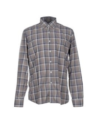 Spring Street Shirts Cocoa