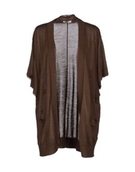 Crea Concept Cardigans Dark Brown