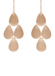Irene Neuwirth Women's Chandelier Earrings Pink