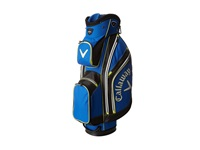 Callaway Chev Cart Bag Blue Yellow Black Athletic Sports Equipment