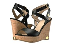 Guess Harana Black Women's Wedge Shoes