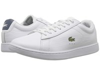 Lacoste Carnaby Evo G316 8 White Blue Women's Shoes