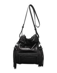 Sondra Roberts Medium Crossbody Bag Black