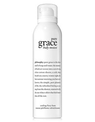 Philosophy Pure Grace Body Mousse 6.7 Oz. No Color