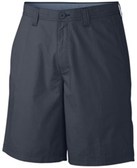 Columbia Men's Cotton Chino Shorts India Ink