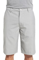 Men's O'neill 'Delta' Plaid Walking Shorts