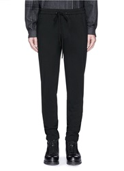 3.1 Phillip Lim Zip Pocket Tapered Sweatpants