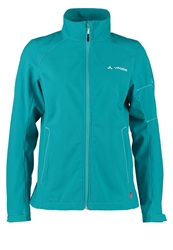 Vaude Cyclone Iv Soft Shell Jacket Alpine Lake Dark Blue