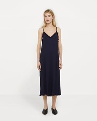 Raquel Allegra Viscose Crepe Cami Dress
