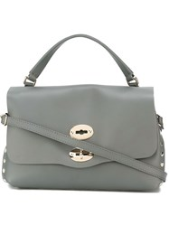 Zanellato Small Tote Bag Grey
