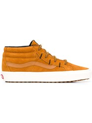 Vans Sk8 Mid Reissue Ghillie Mte Sneakers Brown