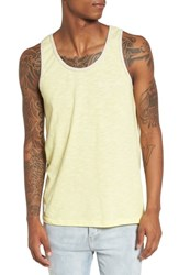 Native Youth Zealous Tank Yellow