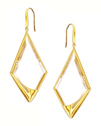 Lana 14K Elite Jetset Crystal Dangle Earrings