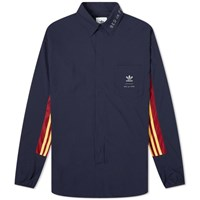 Adidas X Bed J.W. Ford Game Shirt Blue