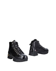 Alyx Ankle Boots Black