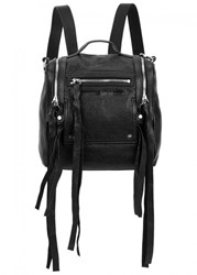 Mcq By Alexander Mcqueen Mini Black Leather Shoulder Bag
