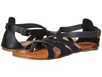 Billabong Seaing Double Sandal Off Black Women's Sandals