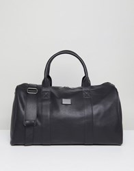 Peter Werth Verdon Vintage Holdall Black