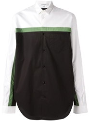 Carven Panelled Shirt