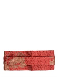 Dries Van Noten Jacquard Laced Cummerbund Belt