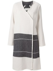 By Malene Birger 'Astia' Poncho Coat Nude And Neutrals