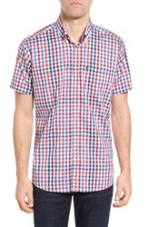 Barbour Men's Russell Tailored Fit Check Sport Shirt