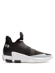 Y 3 Noci Low Top Trainers Black Multi