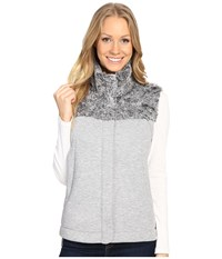 The North Face Hybrination Neo Thermal Vest Tnf Light Grey Heather Women's Vest Gray