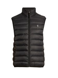 Polo Ralph Lauren Quilted Down Padded Gilet Black